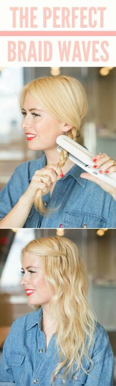 Getting curls the easy way