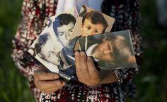 Vinte anos depois, Bósnia enterra vítimas de massacre que matou 8.000 - 11/07/2015 - Mundo - Folha de S.Paulo