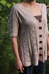 Ravelry: Angele cardigan pattern by Marion Crivelli