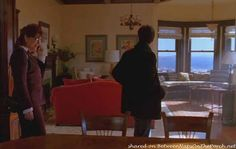Just Like Heaven Movie Apartment Living Room  -  Pinned 8-26-2015.