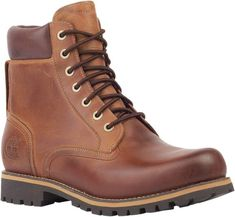3bd66acc Timberland Earthkeepers Rugged Waterproof 6in Plain Toe Boot - Men's