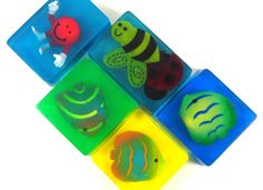fun soaps with toys inside