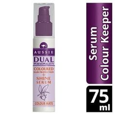 Aussie DualShine & Coloured Hair Serum Treatment 75ml