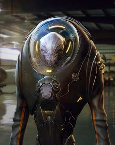 Check out this amazing collection of sci-fi and fantasy CG art featuring several different cyborg and creature designs. The illustrations were created by artist Ali Zafati , and I thought you might like them, so here ya go. Zbrush, Cthulhu, Ufo, Space Opera, Alien Character, Dragons, Alien Design, Alien Concept Art, Alien Races