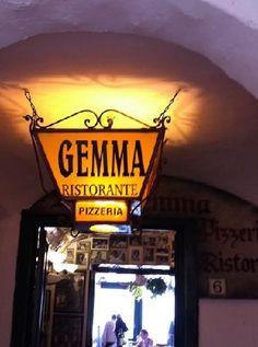 Da Gemma, Capri, Italy