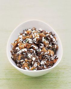 Wild-Rice and Sausage Dressing Recipe