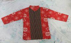 Collar Sanghai from Batik fabric ♡♥