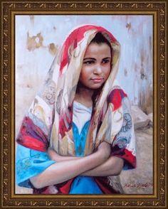 Farid Fadel paintings