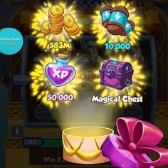 "Are you tired of having less and less Coin and Spins? Not anymore because with this Coin Master How do you get free spins for coin master? 𝘾𝙤𝙡𝙡𝙚𝙘𝙩 𝙁𝙧𝙚𝙚 𝙎𝙥𝙞𝙣 𝙇𝙞𝙣𝙠 𝙊𝙣 𝘽𝙞𝙤 Comment ""𝙇𝙤𝙫𝙚𝙏𝙝𝙞𝙨 𝙂𝙖𝙢𝙚"" Daily Rewards, Free Rewards, Miss You Gifts, Buy Coins, Coin Master Hack, Viking S, Free Games, Cheating, Spinning"