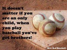 Baseball brothers!