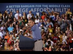 President Obama Speaks on College Affordability: A Better Bargain for Students #MakeCollegeAffordable