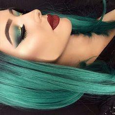 Luv! @ellexxandra @ellexxandra @ellexxandra #amazing #auroramakeup #anastasiabeverlyhills #beauty #beautiful #eyes #eyemakeup #fashion #girls #instamood #instalove #lips #makeup #maquiagem #mua #maquillage #maccosmetics #lipstick #motivecosmetics #pretty #stunning #instamakeup #urbandecay #universodamaquiagem #universodamaquiagem_oficial #vegas_nay #makeupaddict #wedding #ellexxandra