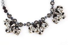 crystal stone necklace http://www.totemshop.in.ua/collection/kolie/product/kolie-gornyy-hrustal-i-gematit