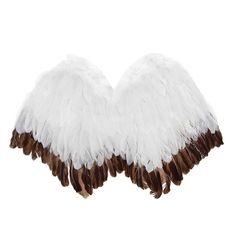 Крылья ангела бело-коричневые — http://fas.st/FyWzaM