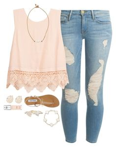 Such a cute spring and summer outfit!