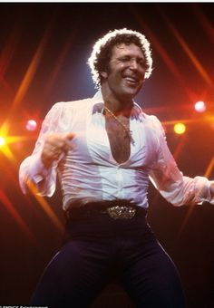 """""""During the recording of the title track for the James Bond film """"Thunderball"""", Tom Jones held the final high note for so long that he fainted in the recording booth"""" Tom Jones Singer, Sir Tom Jones, Thomas Jones, Recording Booth, Sean Smith, Good Cigars, Talent Show, Grown Man, Mick Jagger"""