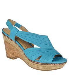 Naturalizer Shoes, Lulianna Wedge Sandals - Shop All Naturalizer - Shoes - Macys