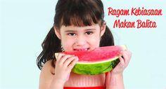 "Idealnya, anak makan hidangan sehat sampai piringnya licin. Tetapi faktanya, kebiasaan makan anak tidak selalu ""lurus.""  Klik link di atas untuk mengetahui ragam kebiasaan makan balita dan cara mengatasinya"