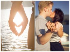 Oh Lovely Day: {Real Engagement} Darcy & Nick: Love on the Lake + Weekly Wrap-up
