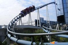 Europa Park Rust, Attraction, Coaster, Roller, Parcs, Sydney Harbour Bridge, Awesome, Information, Photos