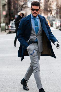 Mariano Di Vaio's Album: NEW YORK FASHION WEEK Fall/Winter 2015 (Day 5)