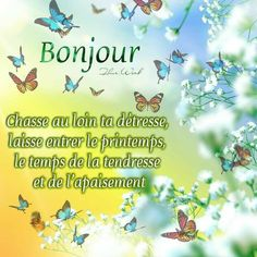 Beau Message, Good Morning, Blessed, Loin, Blessings, Gifs, Scrap, French, Good Night