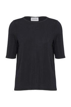 Vanessa Glitter T-shirt - Ganni