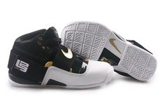 http://www.airfoamposite.com/nike-zoom-lebron-45-black-white-gold-p-348.html Only$86.85 #NIKE #ZOOM #LEBRON 4.5 BLACK WHITE GOLD #Free #Shipping!