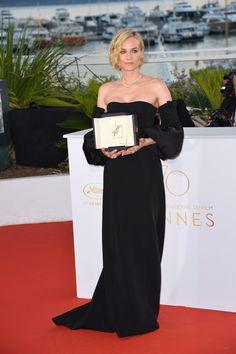Diane Kruger in Jonathan Simkhai Cannes 2017