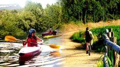 Excursions amb bicicleta i BTT / Cycling & BTT, Bicicarril.com. Amer, La Selva (Catalonia, Spain)