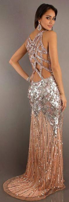 23 Estupendos Vestidos de Noche | Moda y Glamour