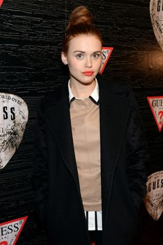 Holland Roden - GUESS Celebrates New York Fashion Week — Part 2