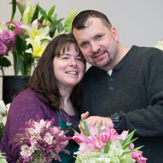 Keith and Becky Guyer ~ Owners of Floral Affairs