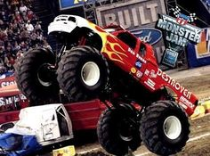 Monster Jam Freestyle Mania- Crash Into Fun East Rutherford, NJ #Kids #Events