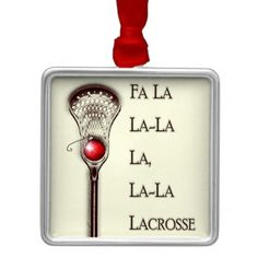 Lax holiday humor for your favorite lacrosse player, coach, team, or fan. Ornaments Design, Christmas Tree Ornaments, Christmas Ideas, Christmas Crafts, Lacrosse Quotes, Girls Lacrosse, Basketball Quotes, Women's Basketball, Soccer Memes