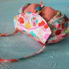 Petite Kimono Purse A sweet little thing