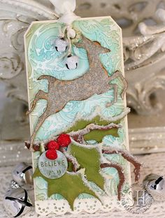 Season's Givings Blog Hop 2014! From Sharon Harnist via www.PaperFections.com
