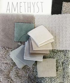 Color of the Week:  Amethyst by @detaljee #kasthall #carpets
