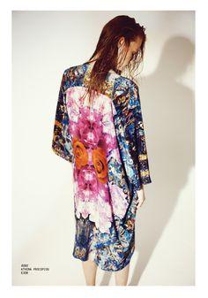 Robe by Athena Procopiou