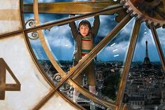 Hugo,a great movie from Martin Scorsese