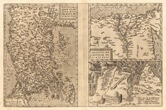 old Turkey map