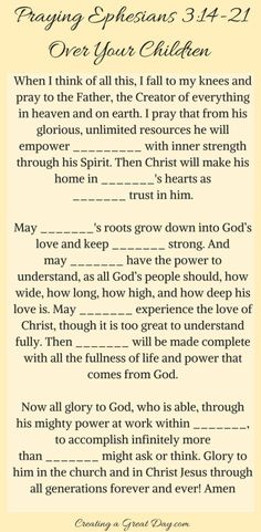 Children Quotes To Parents Daily Prayer 68 Ideas Prayer For Our Children, Prayers For My Daughter, Prayer For My Family, Mom Prayers, Everyday Prayers, Bible Prayers, Catholic Prayers, Father Daughter, Prayer For My Brother