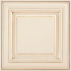 14-9/16x14-1/2 in. Cabinet Door Sample in Savannah Painted Hazelnut Glaze