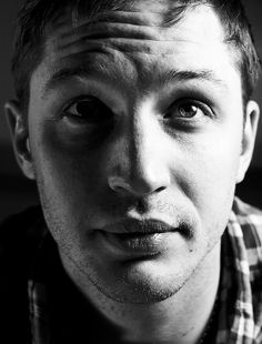Tom Hardy. cutie pie