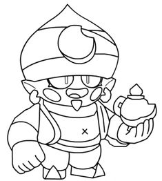 Clash Of Clans, Desenhos Clash Royale, Star Coloring Pages, Star Character, Infancy, Game Art, Smurfs, Art Drawings, Wallpaper