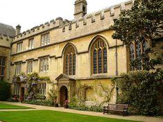 Jesus College, Oxford University