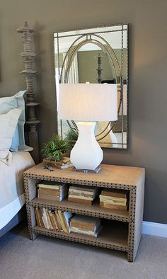 Marvelous Bedside Table | Flickr   Photo Sharing! Idea