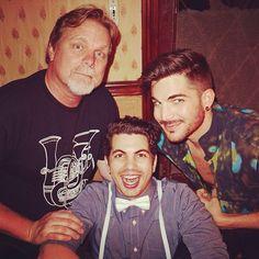The Lambert men!