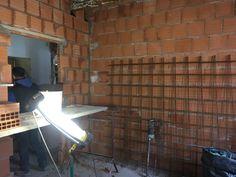 10FEB17 More new walls - BR #2