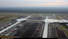Kuala Lumpur International Airport ~ klia2 (2014) ~ Caters exclusively to low cost carriers.